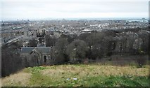 NT2674 : View over the north of Edinburgh from Calton Hill by Richard Sutcliffe
