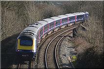 ST0209 : Mid Devon : Railway Line by Lewis Clarke