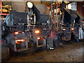 SK2625 : Claymills Victorian Pumping Station - two boilers by Chris Allen