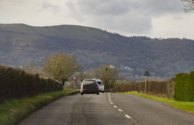 A4104 Welland road