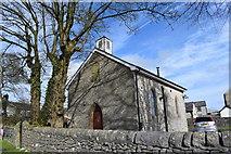 SK1368 : Old Chapel in Flagg. by steven ruffles