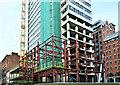J3373 : Windsor House redevelopment, Belfast - March 2017(1) by Albert Bridge