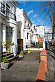 SP3165 : Grade II listed villas, Portland Street, Leamington Spa by Julian Osley