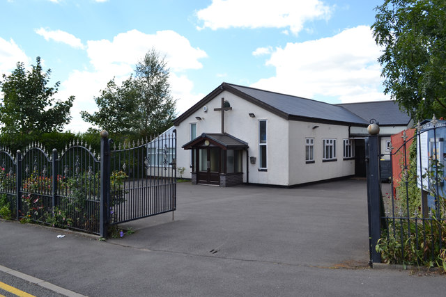 Calvary Pentecostal Church, Brickiln Street, Brownhills