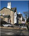 SP3065 : Emscote House, Warwick Place, Leamington by Robin Stott