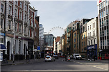 TQ3179 : Westminster Bridge Road by Peter Trimming