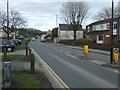 SP3683 : Alderman's Green Road (B4109) by JThomas