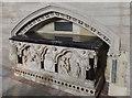 SO7337 : Tomb of 2nd Earl Somers, Eastnor church by Julian P Guffogg