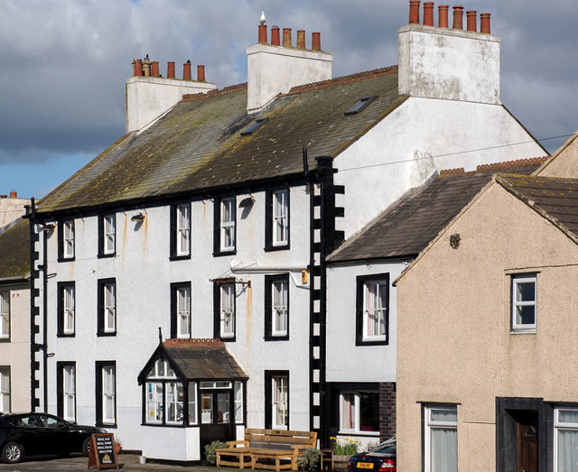 The Ship Hotel, Allonby - March 2017 (1)