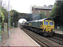 ST1882 : Coal train at Llanishen by Gareth James