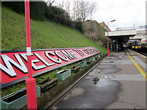 SP3378 : Welcome to Coventry Station by Roy Hughes