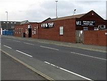 SZ6599 : Rifle Club, Portsmouth by Jaggery