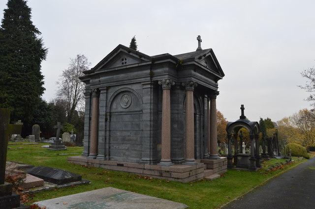 Mausoleum, Kent & Sussex Cemetery