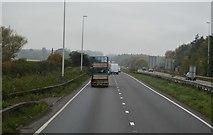 ST4718 : A303, Venn Bridge by N Chadwick