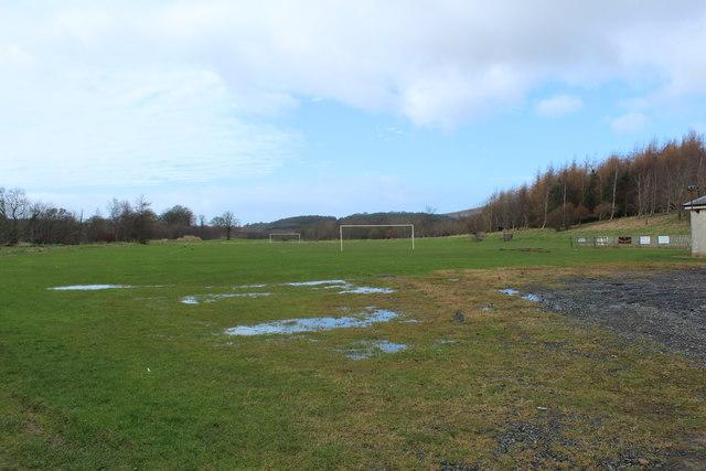Dailly FC Football Ground