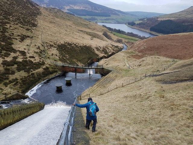 Weirs in Ashway Gap