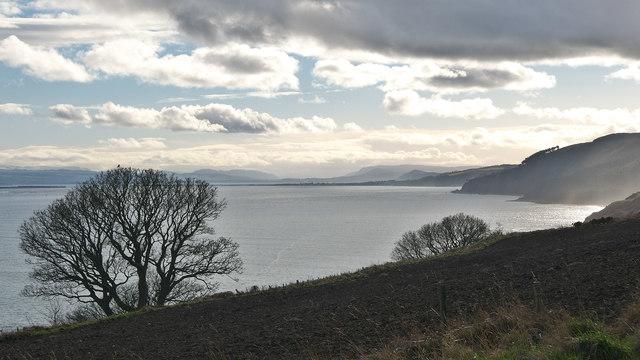 Moray Firth near McFarquhar's Bed