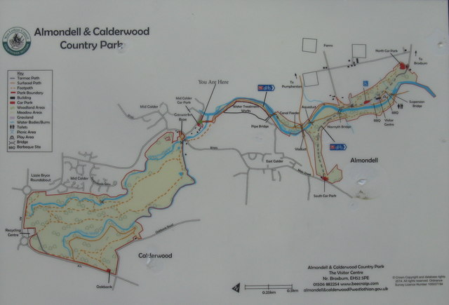 Almondell & Calderwood Country Park