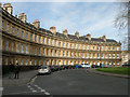 ST7465 : The Circus, Bath by Keith Edkins