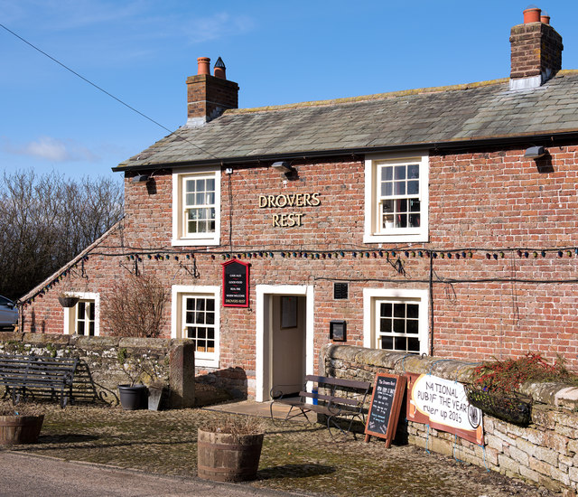 Drovers Rest, Monkhill, Carlisle - March 2017 (2)