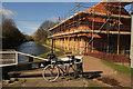 SK7080 : Town Lock Wharf by Richard Croft