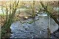 SS5317 : Woolleigh Brook by Derek Harper