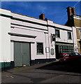 SY2998 : Castle Inn, Castle Hill, Axminster by Jaggery