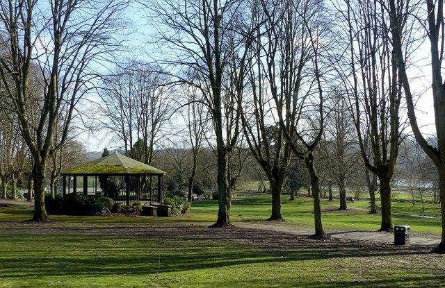 Memorial gardens, Ashbourne