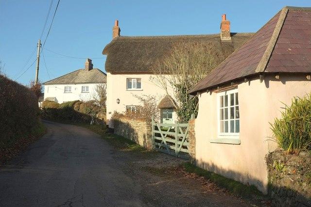 Cottages, Kingscott