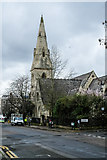TQ3084 : St Andrew's, Barnsbury by Martin Addison