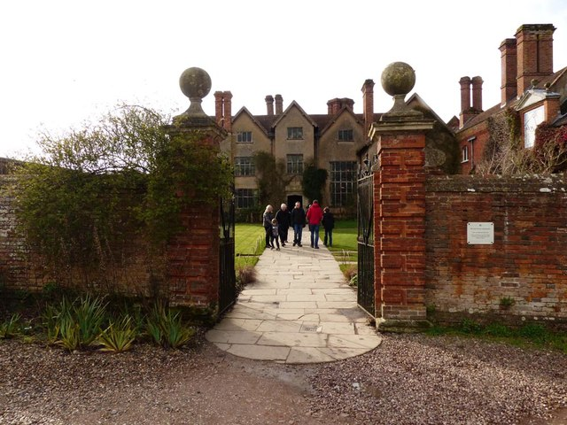 Entrance, Packwood House