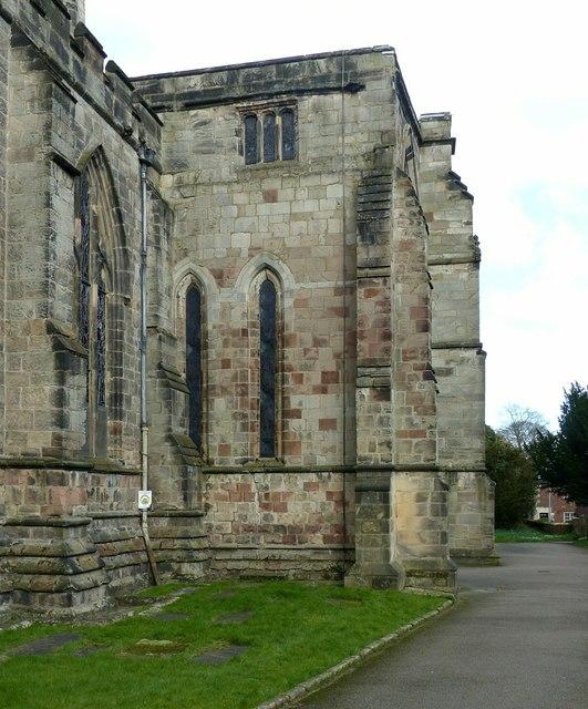 Church of St Oswald, Ashbourne