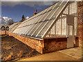 SJ8383 : Restored Greenhouse at Quarry Bank Mill by David Dixon