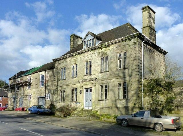 Ellastone Old House