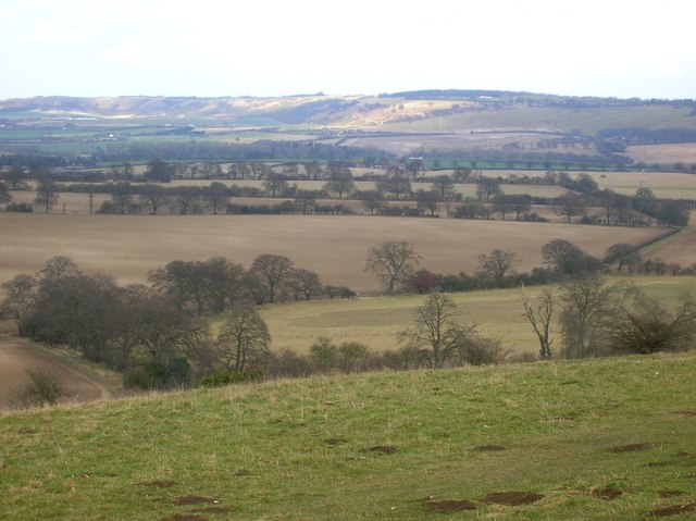 View from Ivinghoe Hills