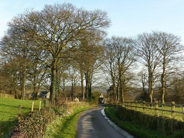 Hall Lane, Wootton