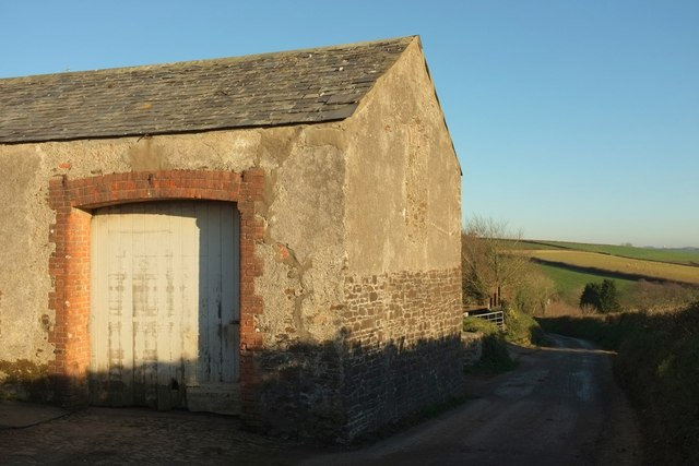 Barn, St Giles in The Wood
