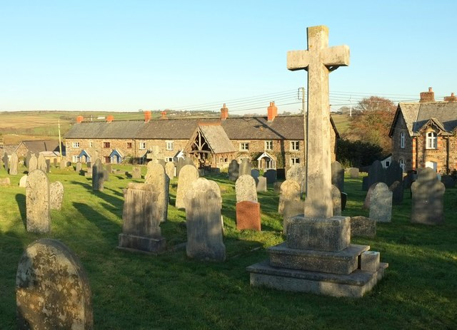 Churchyard, St Giles in the Wood