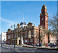SP3165 : Leamington Town Hall by Julian Osley