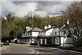 TQ1751 : Burford Bridge Hotel by Peter Trimming