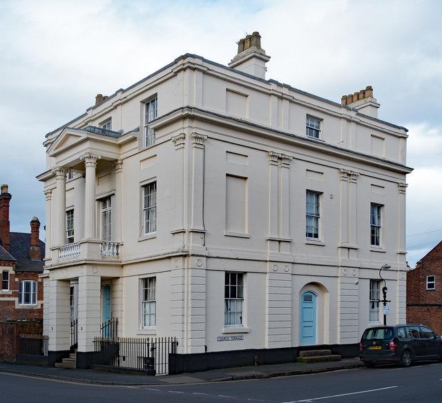 Villa, 3 Church Street, Leamington Spa