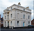SP3265 : Villa, 3 Church Street, Leamington Spa by Julian Osley