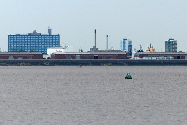 Kingston upon Hull and the River Humber