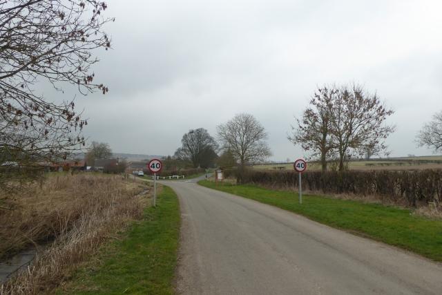 Outskirts of Duggleby