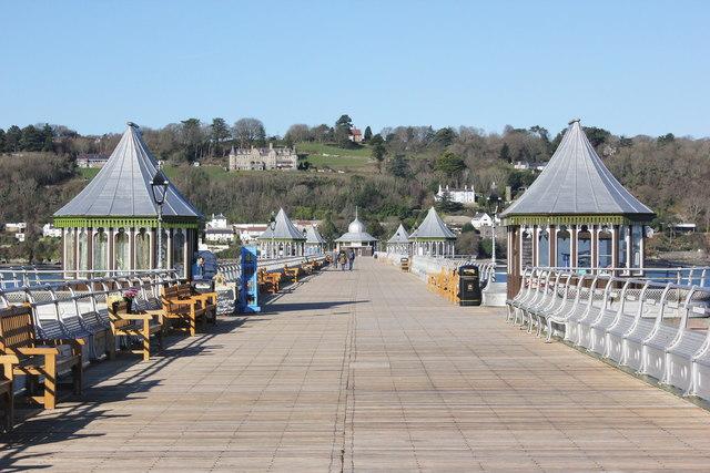 Garth Pier (Bangor Pier)