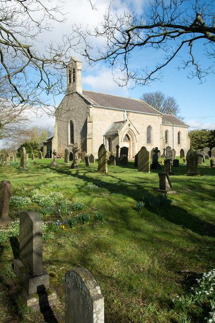 Church of St Mary, Slaley