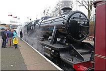 SD8010 : Bury Bolton Street Station - double-header by Chris Allen