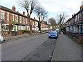 SP0490 : Albert Road, Handsworth by Richard Law
