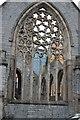 SX4854 : Eastern window, Charles Church by N Chadwick