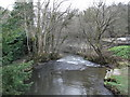 SJ1962 : The River Alyn at Loggerheads Country Park by Eirian Evans